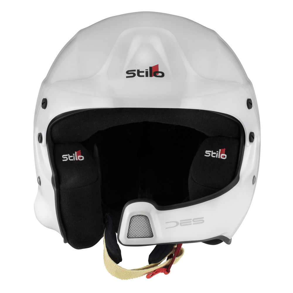 Casco Stilo WRC DES Rally interior negro SA15