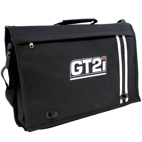 Cartera Copiloto Negro GT2i